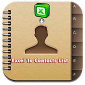 Excel To Contacts List