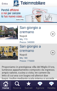 Immobiliare case Italia- miniatura screenshot