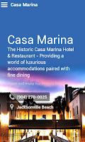 Screenshot of Casa Marina Hotel & Restaurant