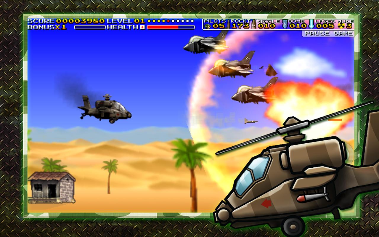 Apache Overkill screenshot #10