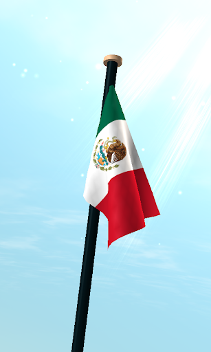 墨西哥旗3D免费动态壁纸|玩個人化App免費|玩APPs