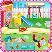 Kindergarten Clean Up APK Descargar