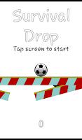 Screenshot of Bowling Ball - Survival Drop