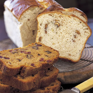Shaker-Style Walnut and Rosemary Loaf