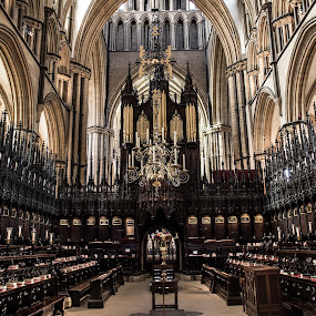 Harry Potter  by Lauren Carroll - Buildings & Architecture Places of Worship ( uk, lincoln, church, harry potter, worship,  )