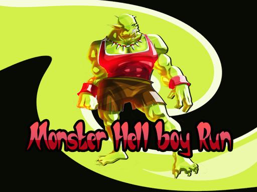 Monster Hell Boy Run