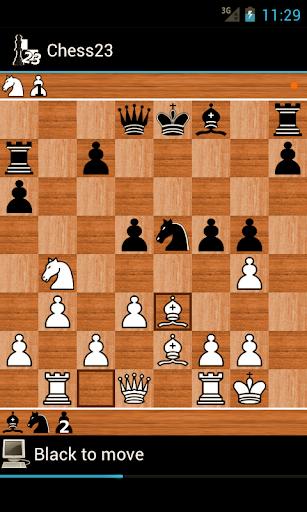 Chess23 - chess for winners