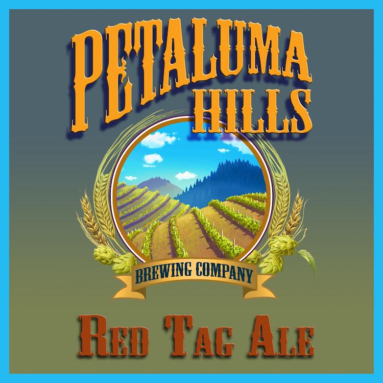 Logo of Petaluma Hills Red Tag Ale