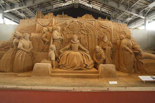 The Sand Museum, Fukube-cho, Yuyama 2083-17, Japan - Google Arts & Culture
