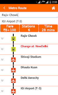 Delhi Metro Map,Fare, Route , DTC Bus Number Guide 2