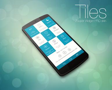 Tiles - Zooper skin