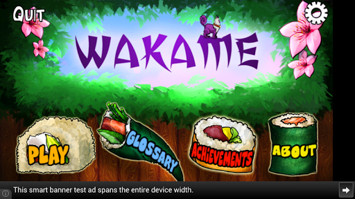 Wakame - eat all the sushi