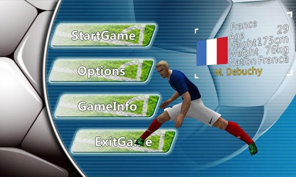 Winner Soccer Evolution apk screenshot