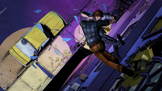 The Wolf Among Us- screenshot thumbnail