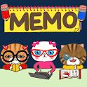 Coco & Friends Memo Widget icon