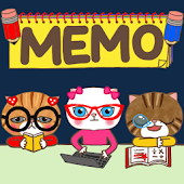 Coco & Friends Memo Widget