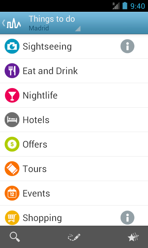 Madrid Travel Guide - screenshot