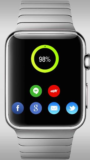 【免費個人化App】可穿戴數字手錶主題-APP點子