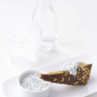 Herbed Cottage Cheese with Multigrain Bread