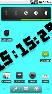 Cube Clock- screenshot thumbnail
