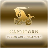 Capricorn Zodiac Gold WP