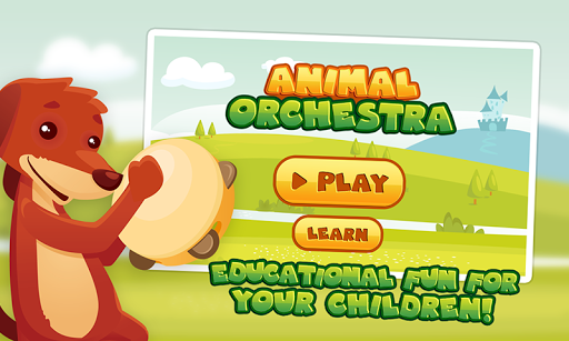 Animal Orchestra for Kids