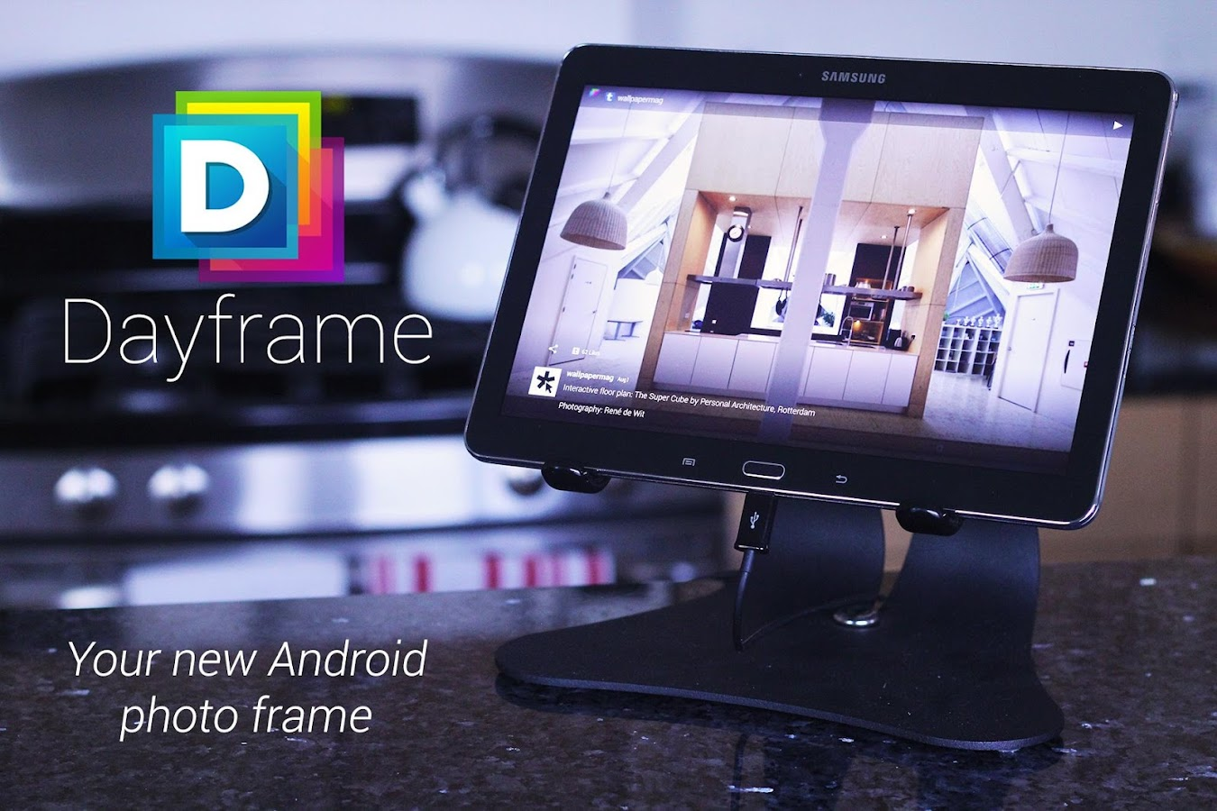 Dayframe (Android photo frame) - screenshot