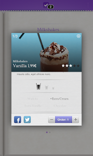 KISS MENU - screenshot thumbnail