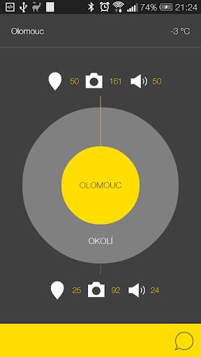 Olomouc - audio tour