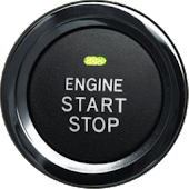 Screen Lock - Car Start Button