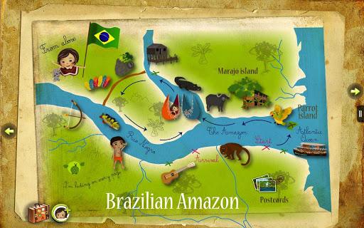 Lulu in the Amazon