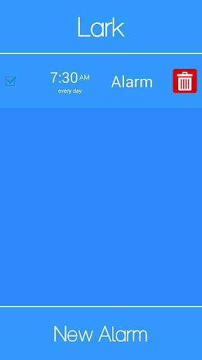 Lark Alarm