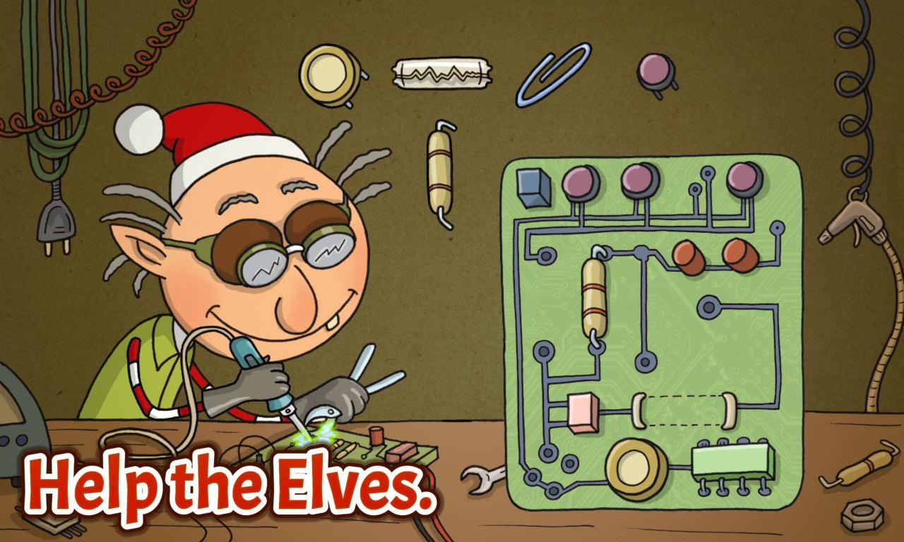 Christmas Elf Adventure Full- screenshot