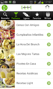 ELLE GOURMET recetas comida - screenshot thumbnail