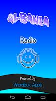 Screenshot of Albania Radio