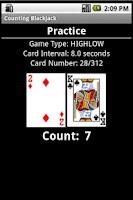 Screenshot of Count'em Blackjack PRO