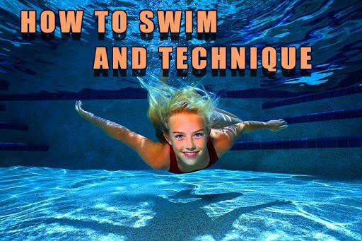 怎么游泳,怎么技术技巧