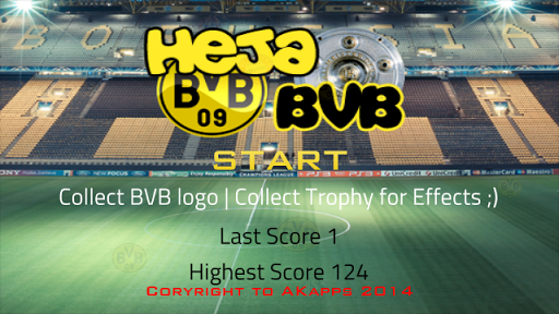 Heja BVB Game