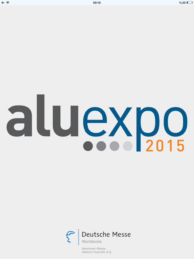 ALUEXPO 2015- screenshot