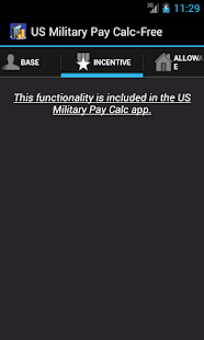 US Military Pay Calc Free - náhled