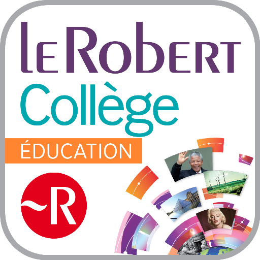 Le Robert Collège Éducation 教育 App LOGO-APP試玩