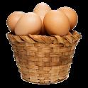 Egg Catcher Game Free icon