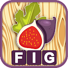 Kids Fruits First Words icon