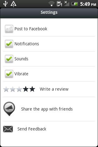 WhatsUpAt- screenshot