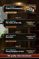 Screenshot of Tom Hanks' Electric City