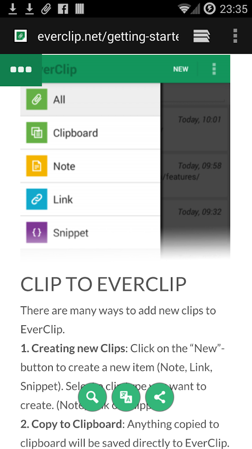 EverClip Premium Unlocker Key - screenshot