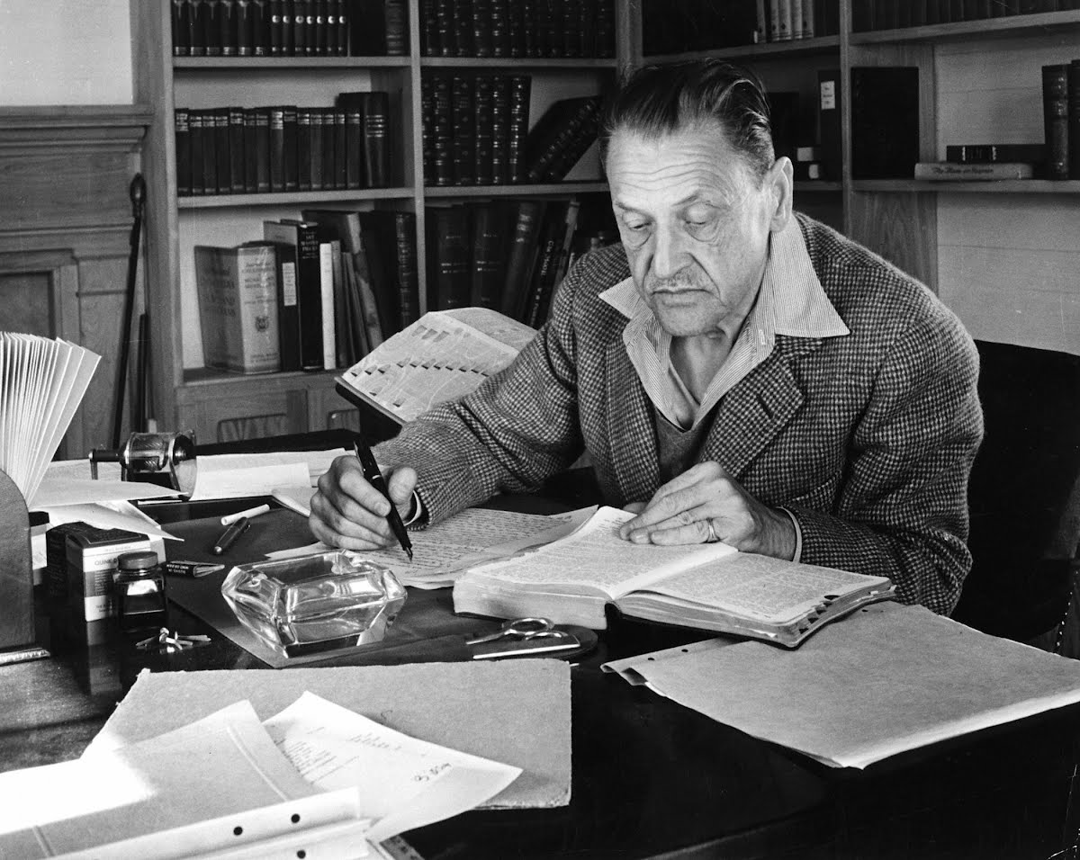style w somerset maugham of the verger