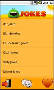 The Jokes (Ad Free)- screenshot thumbnail