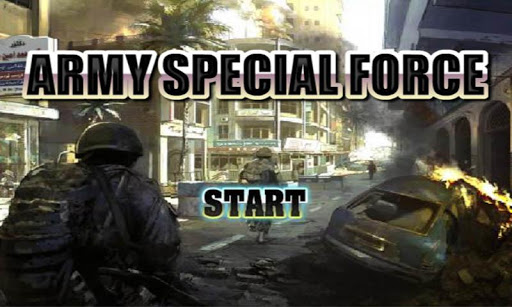 【免費動作App】Army Special Force-APP點子