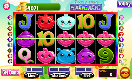Chistmas Slots Machine Casino